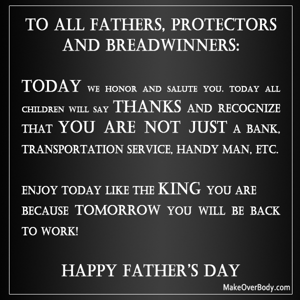 Happy Father's Day - Feliz Dia del Padre - #father #padre #fathersday #diadelpadre