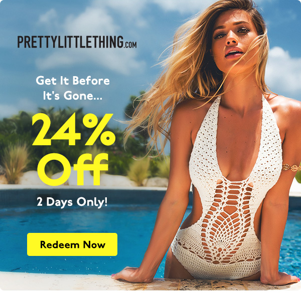 pretty little thing coupon voucher fashion